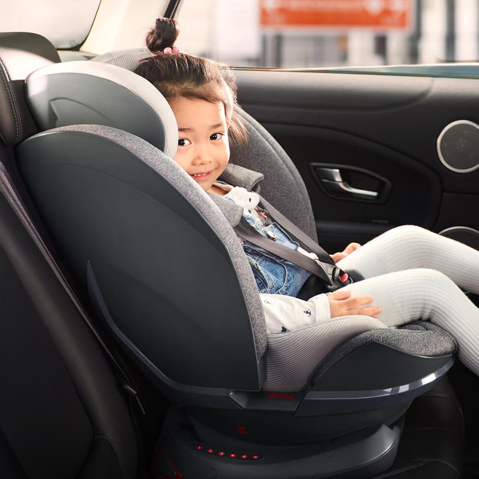 Детское автокресло Xiaomi QBORN Child Safety Seat ISOFIX