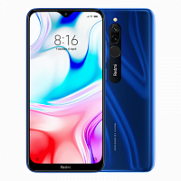 купить Смартфон Xiaomi Redmi 8 32GB/3GB Blue (Синий) в Орле