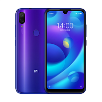 купить Смартфон Xiaomi Mi Play 64GB/4GB Blue (Синий) в Орле